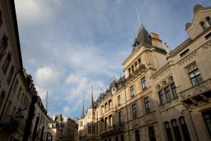 Palacio Gran Ducal de Luxemburgo, Luxemburgo
