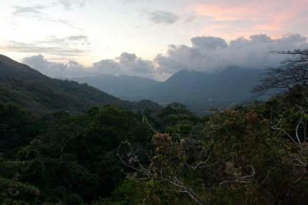 Panorámica del Valle de Antón, Panamá