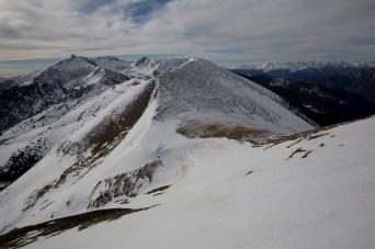 Los Pirineos desde Portnegre, Arinsal, Andorra