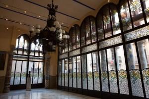 Sala Lluís Millet, Palau de la Música Catalana, Barcelona, España