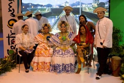 Delegación cultural de Panamá