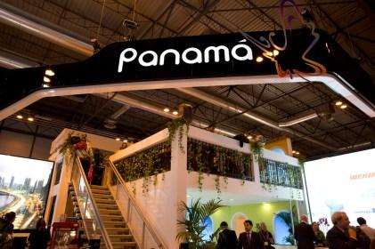 Stand de Panamá en FITUR 2013