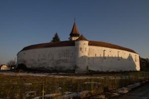 Iglesia fortificada de Prejmer, Rumanía