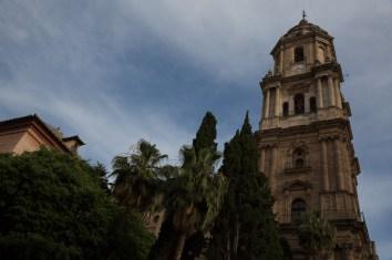 Jueves 16 — Catedral de Málaga, España