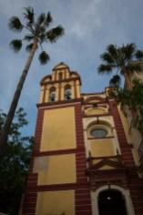 Domingo 19 — Iglesia de San Agustín, Málaga, España