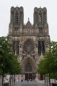Catedral de Reims, Francia