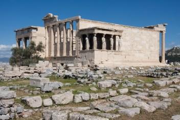 Fotos de la semana Nº 41, 2013: monumentos de la Grecia clásica