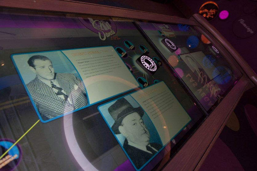 Mafiosos de Las Vegas, The Mob Museum, Las Vegas, EE.UU.