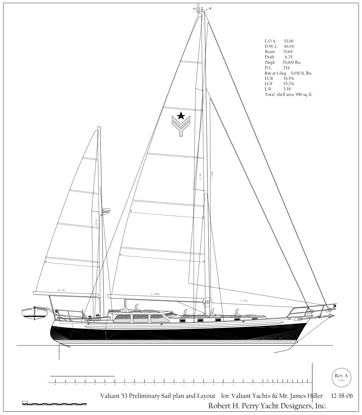 robert h perry yacht designers inc drawings amp plans