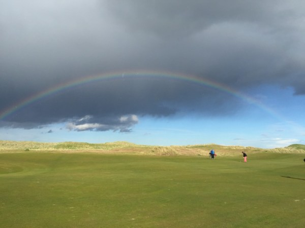 Scotland Golf Vacation ~ A Customized PerryGolf Trip in April 2015