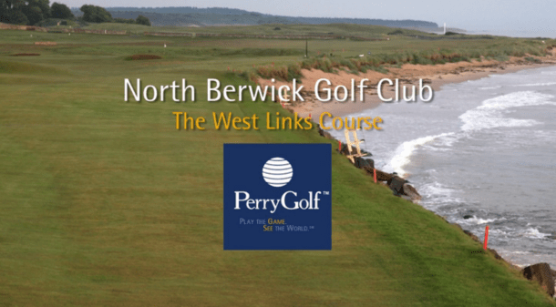 North Berwick Golf Club, East Lothian, Scotland