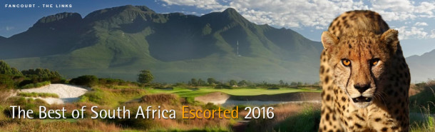 The Best of South Africa Escorted 2016 - PerryGolf.com