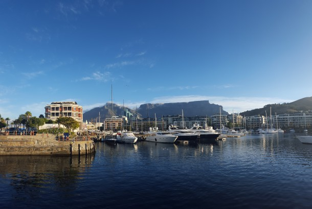 V&A Waterfront - The Best of South Africa Escorted 2016 - PerryGolf.com
