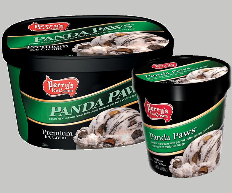Panda Paws Perry S Ice Creamperry S Ice Cream