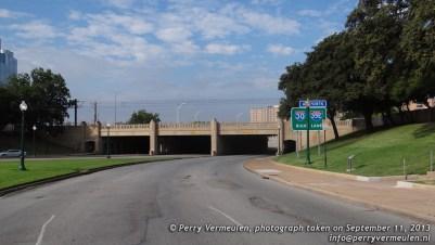 Triple Underpass on Dealey Plaza