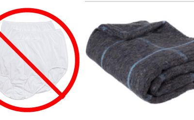 No Underwear for Women