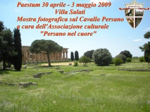 30 aprile 2009 Mostra fotografica – Villa Salati
