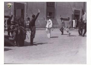Persano, 25 agosto 1935 Solenne cerimonia e collocazione della lapide in memoria di Mario Sansone