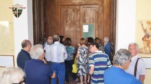 Persano, 6 luglio 2014 : visita alla Casina Reale di Persano, un pomeriggio indimenticabile