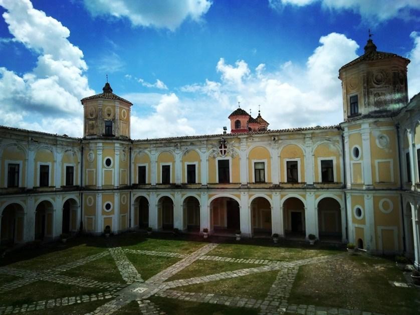 L'Associazione per i Siti Reali di Napoli in visita a Persano