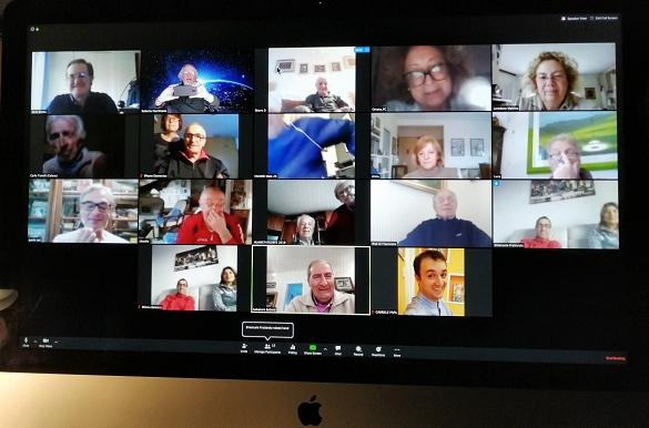 Domenica 10 gennaio ore 19: incontriamoci su Skype