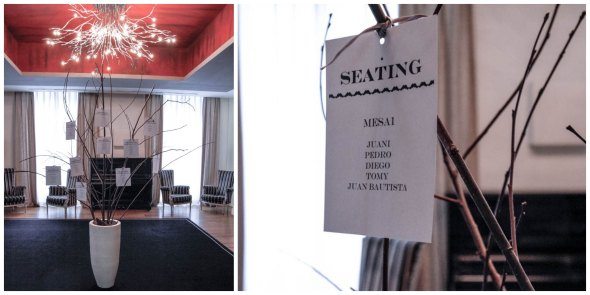 collage seating boda javi