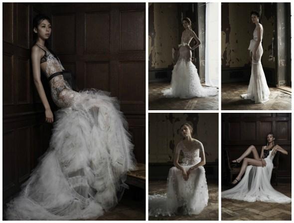 Vera Wang 1 collage