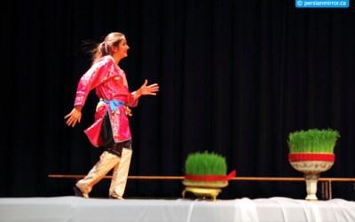 جشن نوروزی با کودکان و نوجوانان ایرانی-کانادایی