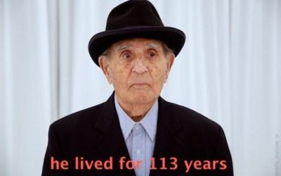 یکی از کهنسالترین مهاجران ایرانی-کانادایی در ۱۱۳ سالگی درگذشت