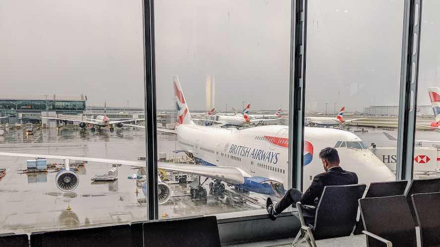 قرنطینه اجباری مسافران انگلستان