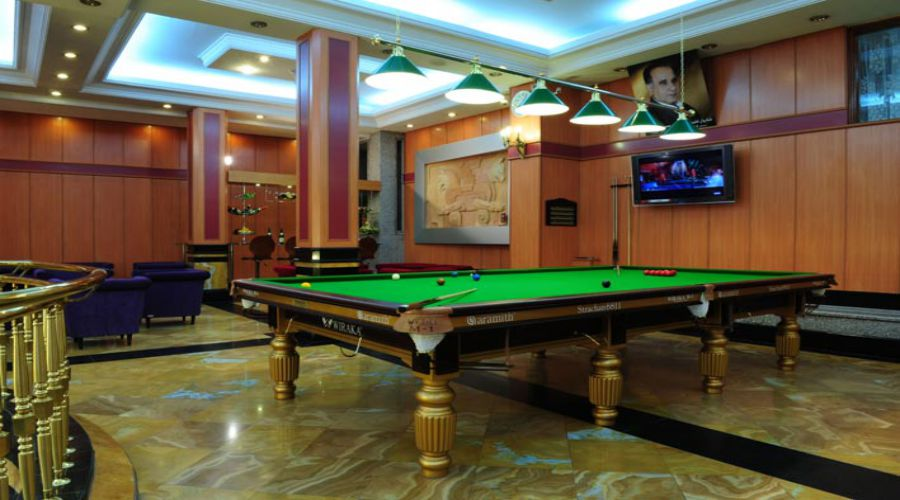 Ghasr International Hotel Mashhad