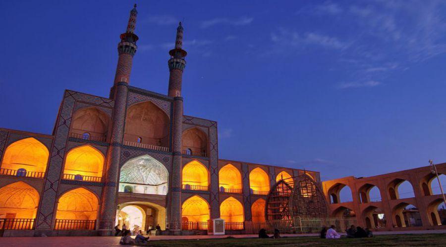 Amir Chakhmagh Complex (3)