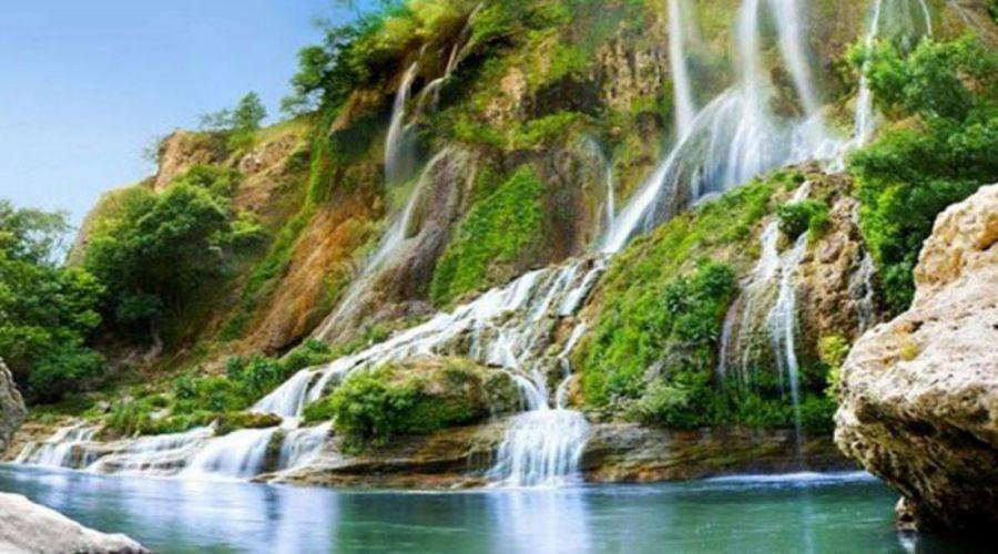 Bisheh waterfall (2)