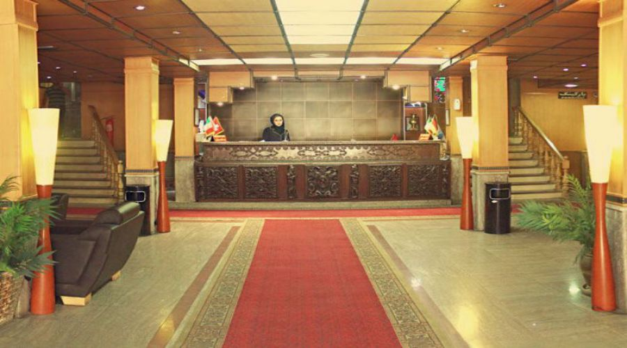 Naderi Hotel Ahvaz (1)