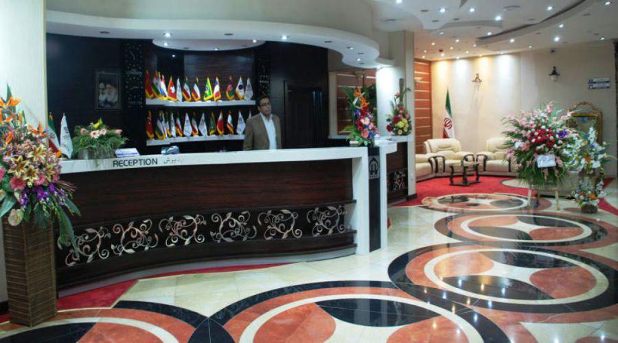 Olympic Hotel Qom (1)