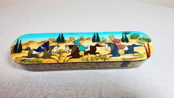 Khatam pencil case