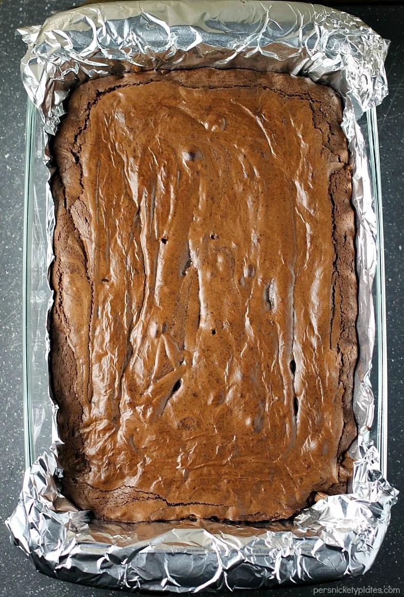 """Chocolate Brownies are the iconic dessert you crave! Learn how to make """"Better Than Box"""" Chocolate Brownies with our amazingly simple brownie recipe!"""