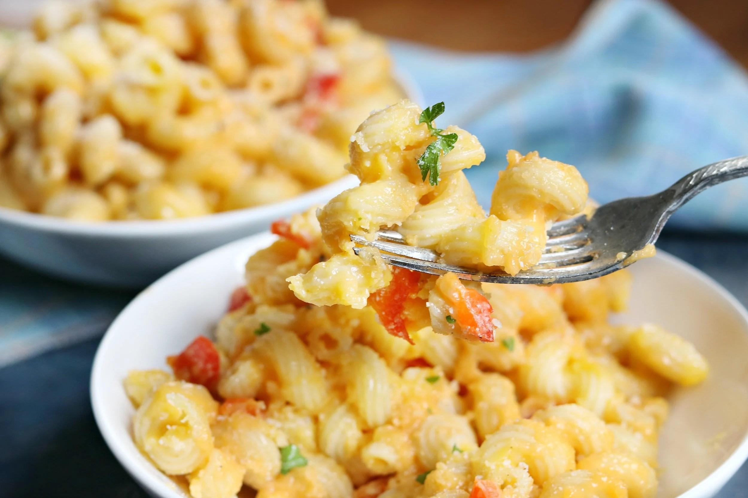 Macaroni Grill Mac And Cheese