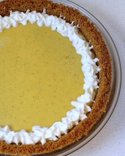 Key Lime Pie | Persnickety Plates