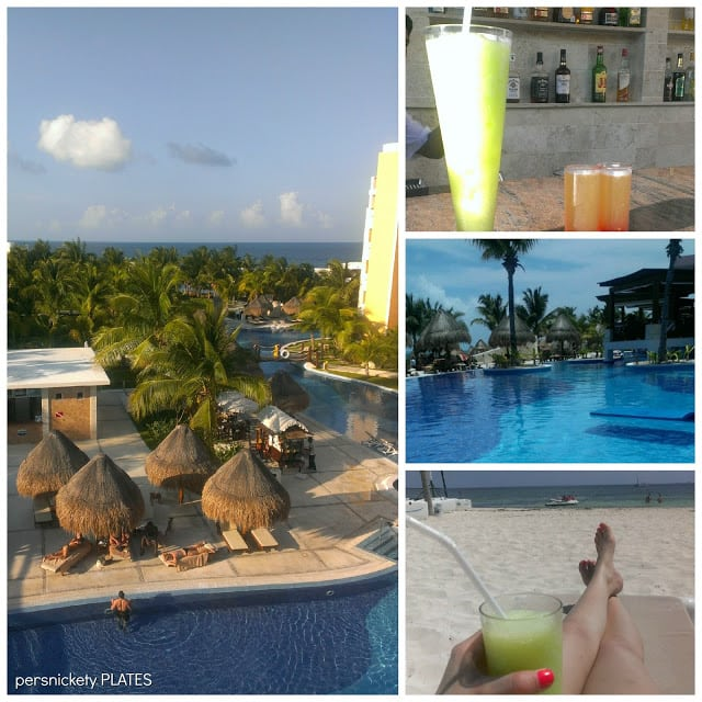 excellence, EPM, mexico, cancun, electric lemonade, pool bar