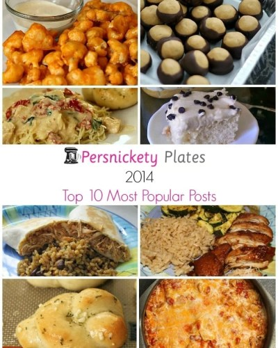 Persnickety Plates Top 10 Most Popular Posts of 2014