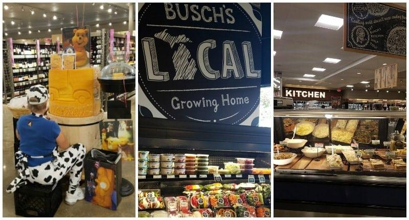 Busch's Market | Brighton, MI Grand Opening | www.persnicketyplates.com