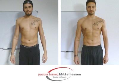 Körperfett reduzieren – Interview mit Denis Fiedler
