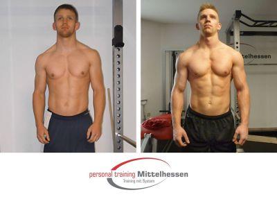 Muskeln aufbauen  – Sascha Göbel