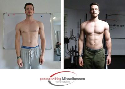 Muskeln aufbauen – Interview mit Steven John