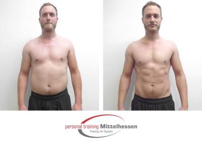 Körperfett reduzieren – Wie Miguel in 15 Wochen 14,6% Körperfett verlor