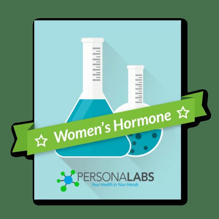Women's Health Hormone Profile Blood Test