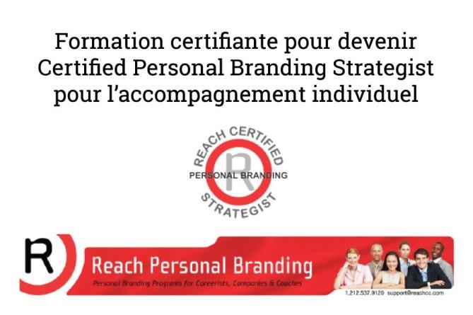 Certified Personal Branding Strategist, certification Personal Branding