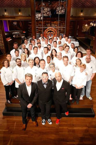 50 of the most notable chefs – representing all 50 states