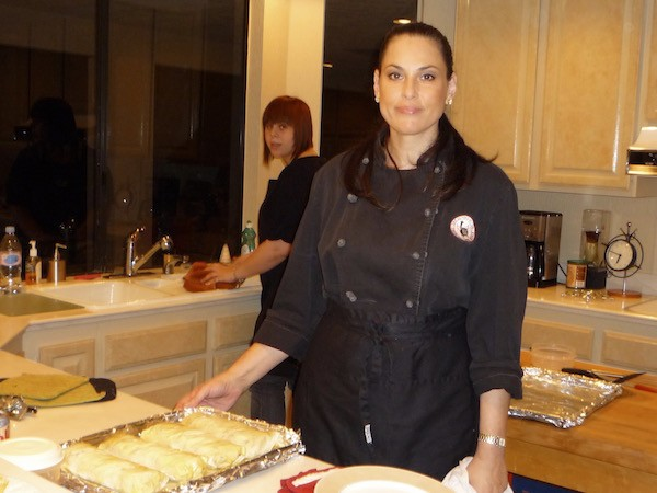 Focus on nutritious home cooked meals